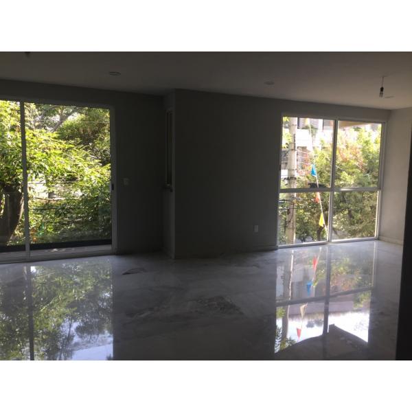 Departamento en renta para estrenar con acabados de lujo y elevador al piso en calle San Borja Colonia Del Valle Centro
