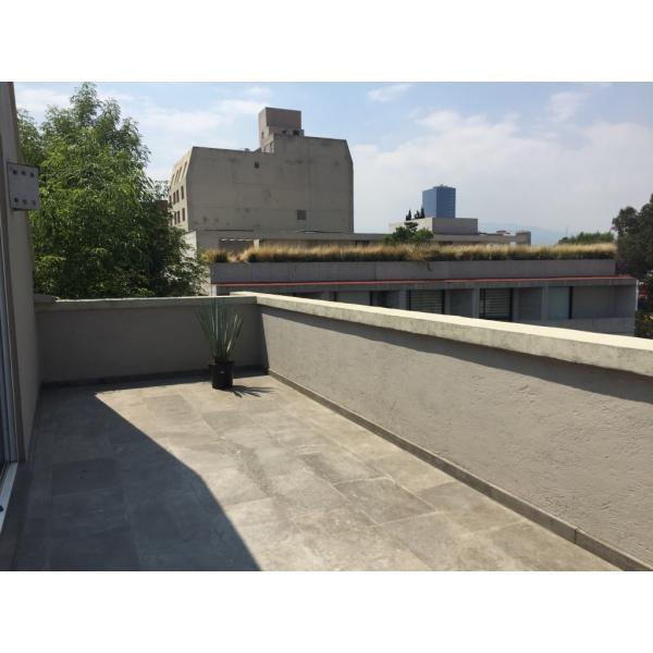 San Borja 212**** edificio de solo 4 departamentos**** acabados de lujo y roof garden privado