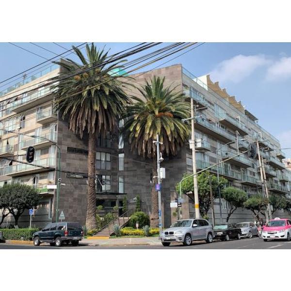 Departamento en venta con amenidades en  Capital Park Narvarte